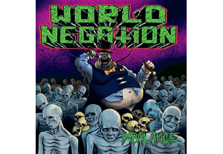 World Negation - World Negation [CD]