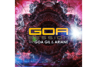 VARIOUS - Goa Session By Gil & Ariane - (CD)