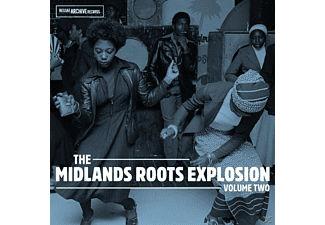 VARIOUS - The Midlands Roots Explosion Volume Two - (CD)