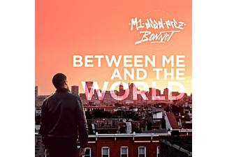 M1 (dead Prez) & Bonnott - Between Me And The World - (CD)