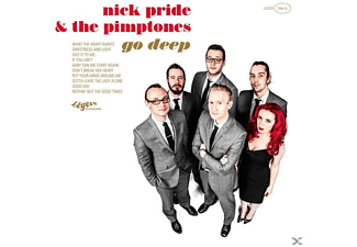 Nick Pride, The Pimptones - Go Deep (Lim.Ed.) - (Vinyl)