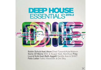 VARIOUS - Deep House Essentials 2016.2 - (CD)