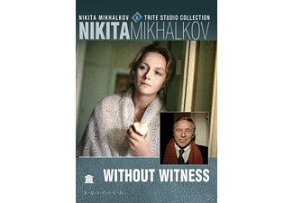 Without Witness - (DVD)