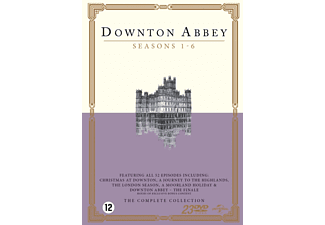 Downton Abbey Saisons 1 - 6 Série TV