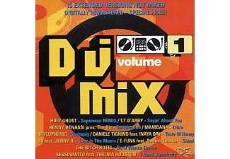 VARIOUS - DJ Mix Vol.1 - (CD)