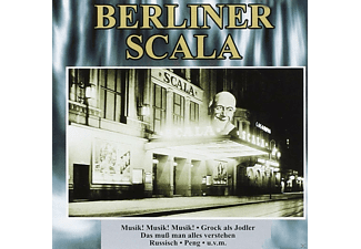 VARIOUS - Berliner Scala [CD]