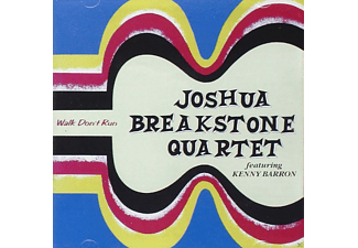 Joshua Breakstone - Walk Don't Run - (CD)
