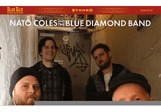 Nato Coles & The Blue Diamond - Promises To Deliver (Rum Bar Expand - (CD)