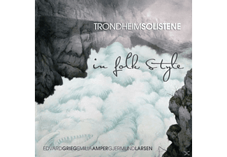 Trondheimsolistene - In Folk Style - (Blu-ray Audio)