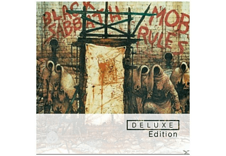 Black Sabbath - Mob Rules (Deluxe Edition) - (CD)