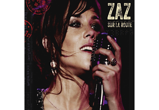 Zaz - Sur La Route - (CD + DVD Video)