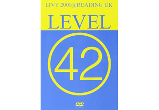 VARIOUS - Level 42 - Live 2001@Reading UK - (DVD)