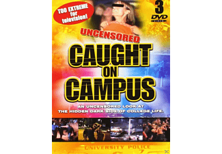 Caught on Campus (Uncensored) - (DVD)