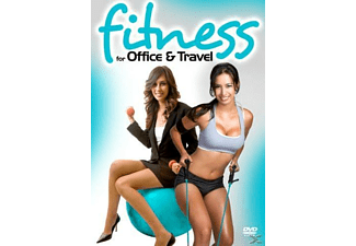Fitness for Office and Travel - (DVD)