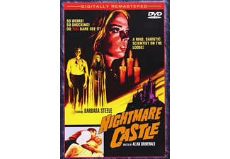 Nightmare Castle - (DVD)