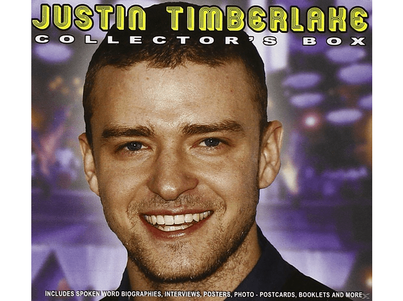 Justin Timberlake - Collector's Box [CD]