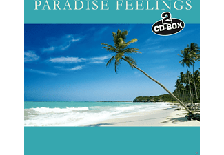 VARIOUS - Paradise Feelings - (CD)