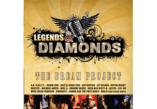 Legends & Diamonds - The Dream Project [CD]