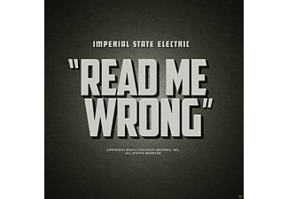 Imperial State Electric - Read Me Wrong (Ltd.'Grey' Vinyl Maxi 12'') - (Vinyl)