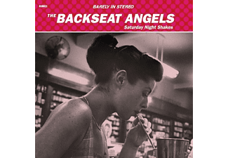 The Backseat Angels - Saturday Night Shakes - (CD)