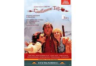 VARIOUS, Orchestra & Chorus Of The Opera De Wallonie - Guillaume Tell - (DVD)