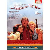 VARIOUS, Orchestra & Chorus Of The Opera De Wallonie - Guillaume Tell [DVD]