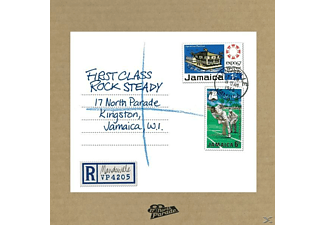 VARIOUS - First Class Rocksteady (2CD-Set) - (CD)