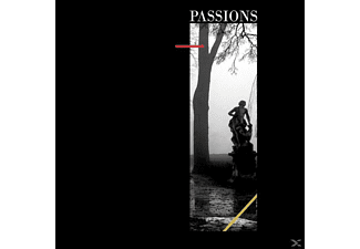 The Passions - Passions (Transparent Red Vinyl) - (Vinyl)