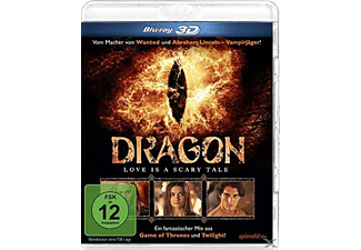 Dragon - Love Is a Scary Tale - (3D Blu-ray)