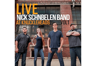 Nick Band Schnebelen - Live At Knuckleheads # 1 - (CD)