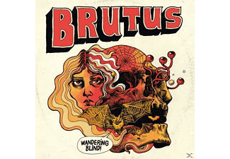 Brutus - Wandering Blind - (CD)
