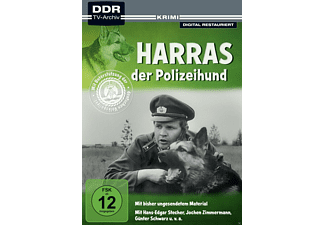 Harras, der Polizeihund - (DVD)