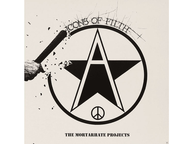 Icons Of Filth - MORTARHATE.. (DELUXE/RSD 2015) [Vinyl]