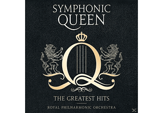 Royal Philharmonic Orchestra - Symphonic Queen - The Greatest Hits (CD)