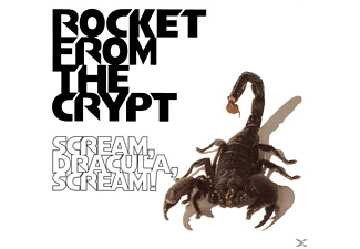 Rocket From The Crypt - Scream Dracula Scream [Vinyl LP] - (Vinyl)