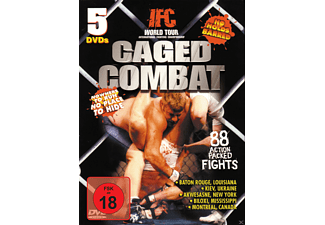 Caged Combat-IFC World Tour [DVD]