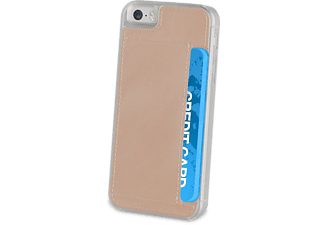 MUVIT Cover Crystal Card iPhone 5s/se Doré (MUCRY0108)