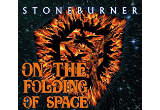 Stoneburner - On The Folding Of Space - (CD)