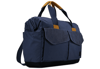 CASE LOGIC LoDo-laptoptas Blauw
