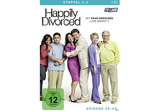Happily Divorced - Staffel 02 - (DVD)