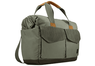 CASE LOGIC LoDo-laptoptas Groen