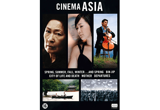 QFC Box - Cinema Asia | DVD