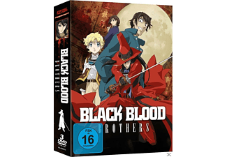 Black Blood Brothers - Gesamtausgabe - (DVD)