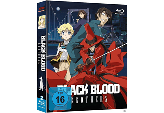 Black Blood Brothers - Gesamtausgabe - (Blu-ray)