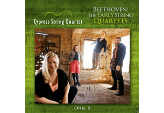 Cypress String Quartet - The Early Streichquartette Op.18 - (CD)