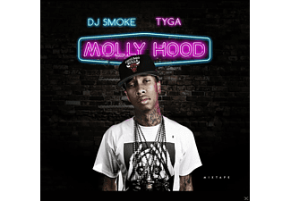 Dj Smoke, Tyga - Mixtape-Molly Hood - (CD)