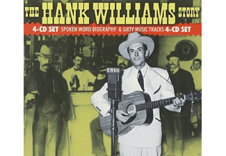 Hank Williams - The Hank Williams Story - (CD)
