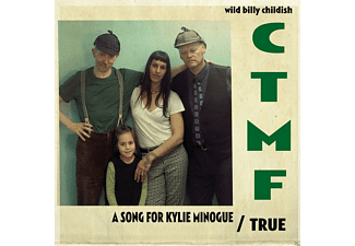 Wild Billy Childish, CTMF - A Song For Kylie Minogue / True - (Vinyl)