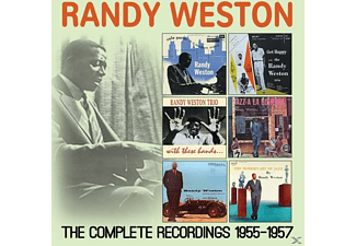 Randy Weston - The Complete Recordings: 1955-1957 - (CD)