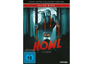 Howl (2-Disc Limited Collector's Edition) [Blu-ray + DVD]